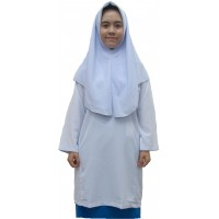 SECONDARY SCHOOL BAJU KURUNG - WRINKLE-FREE