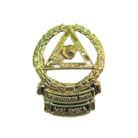 KPA HAT BADGE