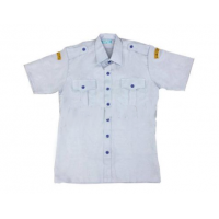 KADET BOMBA SHIRT 3 - SHORT SLEEVE (WHITE)