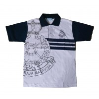 KADET POLIS T-SHIRT (WHITE) - SHORT SLEEVE
