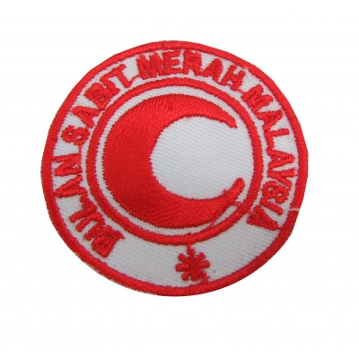 PBSM BADGE (EMBROIDERY)