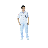 PBSM LONG PANTS (WHITE) - RUBBER