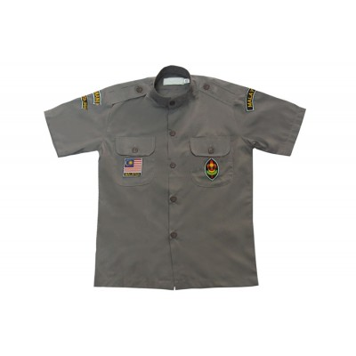 PENGAKAP SHIRT (BOYS) - SHORT SLEEVE