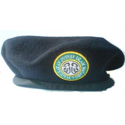 EMBROIDERY HAT BADGE