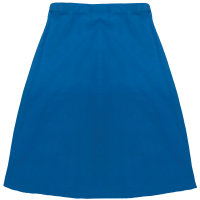 SECONDARY SCHOOL HALF SKIRT - BLUE