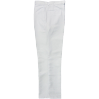 SECONDARY SCHOOL WHITE PANTS - LONG (SLIPPERY)
