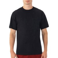 SECONDARY BLACK T-SHIRT - SHORT SLEEVES