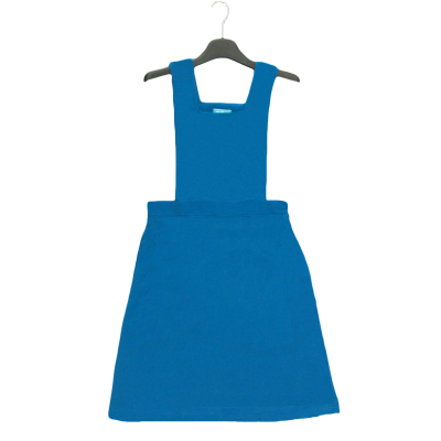 SECONDARY SCHOOL PINAFORE - WRINKLE-FREE